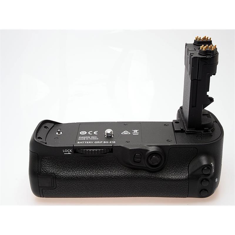 Canon BG-E16 Battery Grip (7DII) Thumbnail Image 1