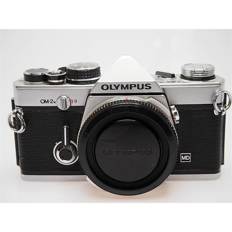 Olympus OM2N Chrome Body Only Thumbnail Image 0
