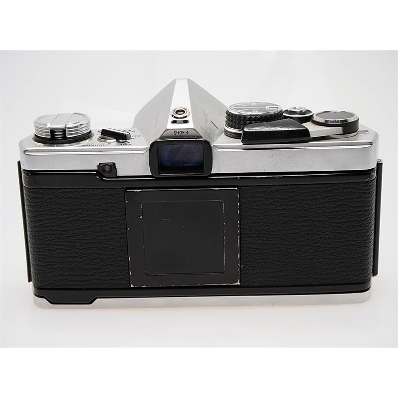Olympus OM2N Chrome Body Only Thumbnail Image 1