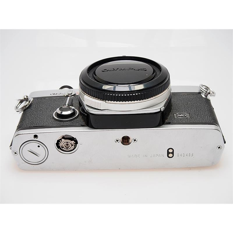 Olympus OM2N Chrome Body Only Thumbnail Image 2