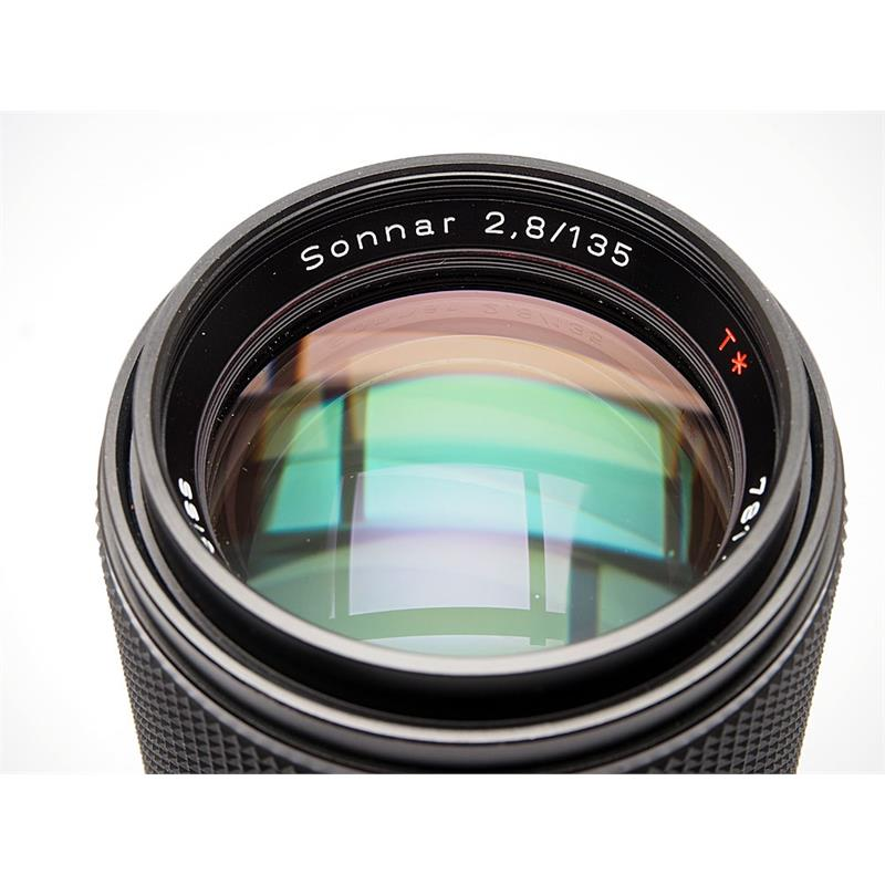 Contax 135mm F2.8 MM Thumbnail Image 1