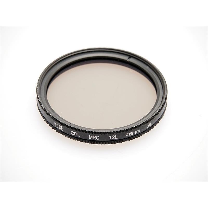 Gobe 46mm Circular Polariser MRC Thumbnail Image 0