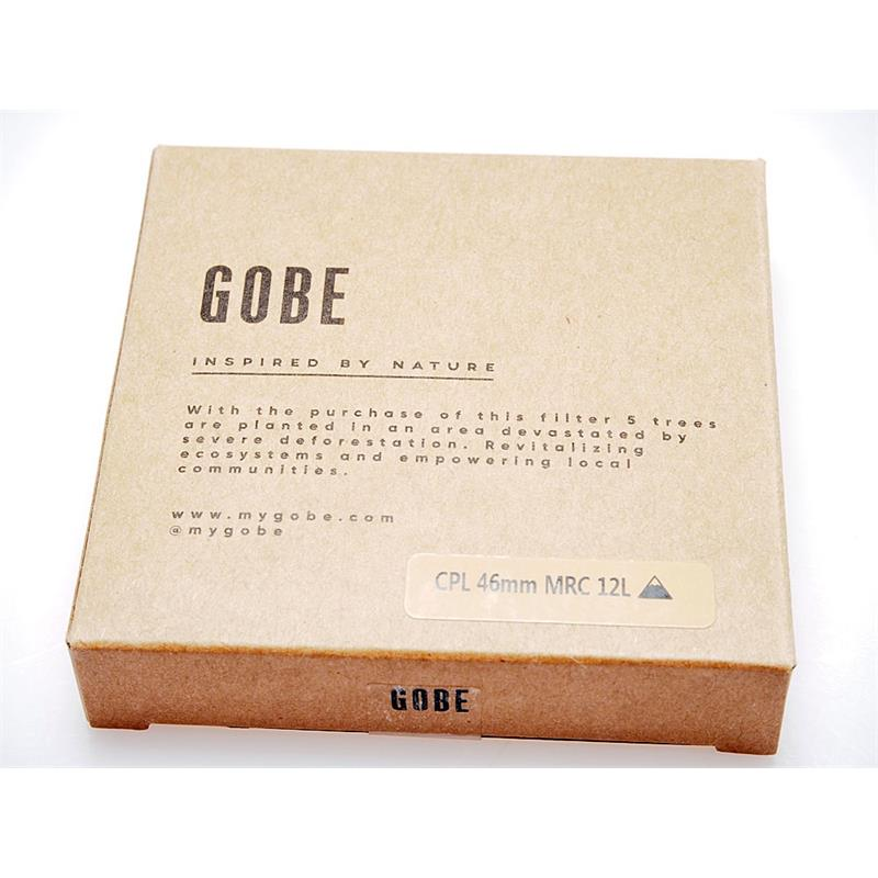 Gobe 46mm Circular Polariser MRC Thumbnail Image 1