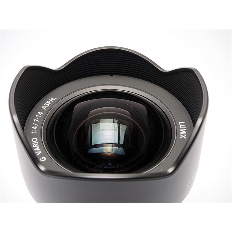Panasonic 7-14mm F4 G Vario Thumbnail Image 1