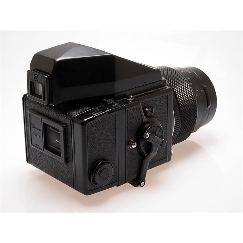 Bronica ETRS Complete + Prism Thumbnail Image 1