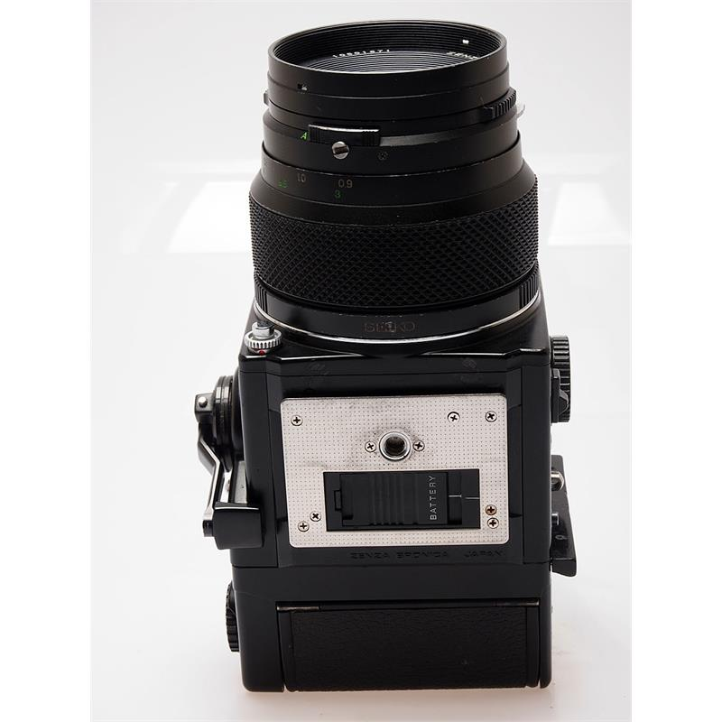 Bronica ETRS Complete + Prism Thumbnail Image 2