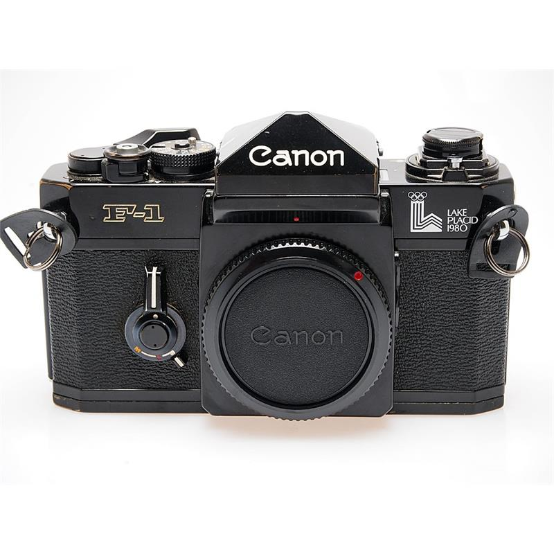 Canon F1 Body Only - Lake Placid Edition Thumbnail Image 0