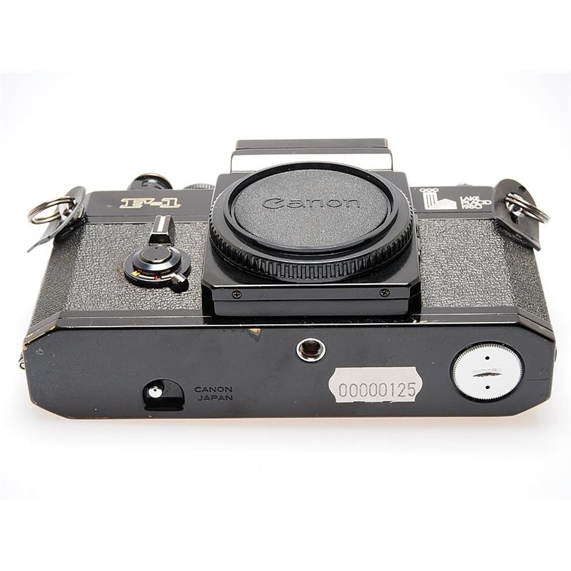 Canon F1 Body Only - Lake Placid Edition Thumbnail Image 2