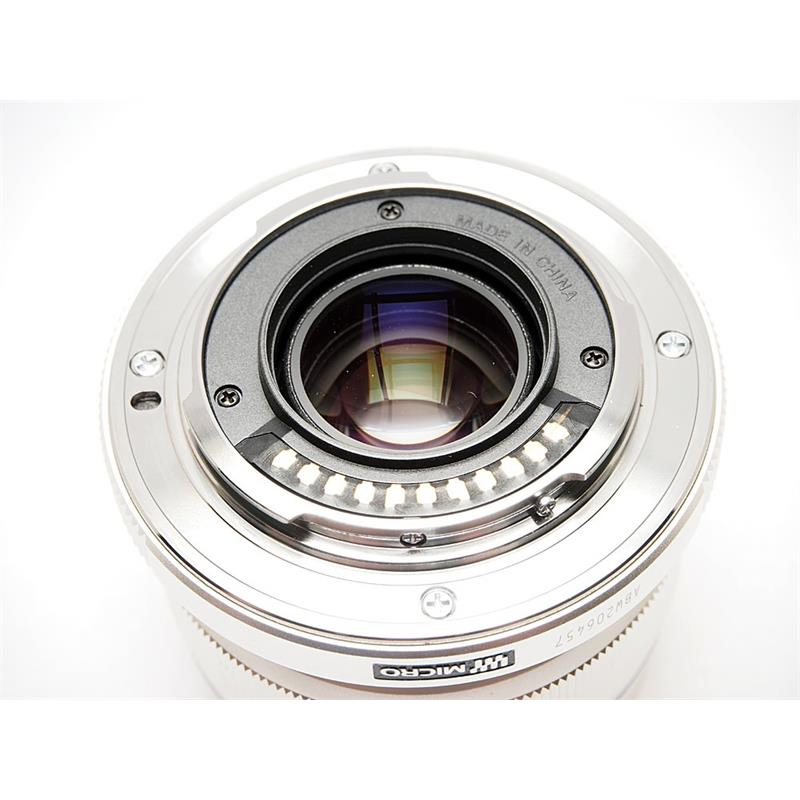 Olympus 12mm F2 ED M.Zuiko - Silver Thumbnail Image 2