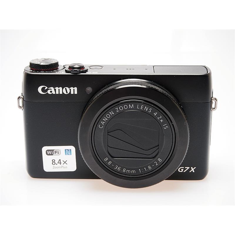 Canon Powershot G7X + Case Thumbnail Image 0