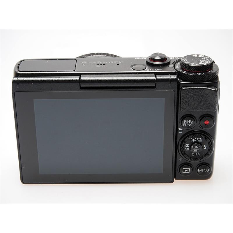 Canon Powershot G7X + Case Thumbnail Image 1