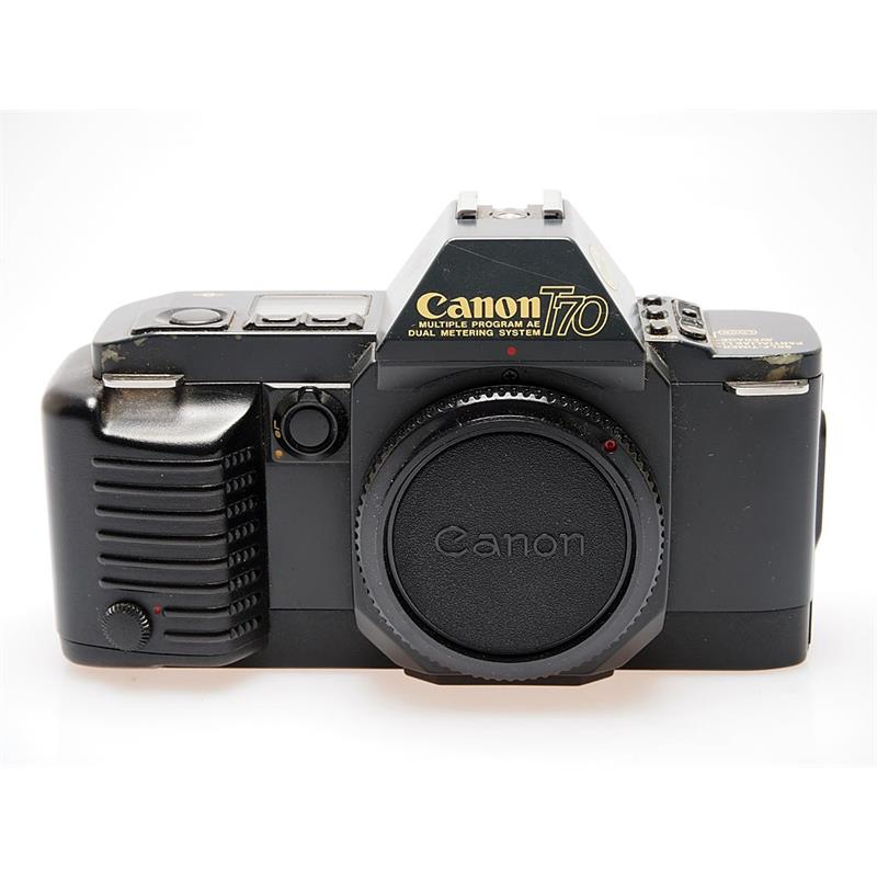 Canon T70 Body Only Thumbnail Image 0