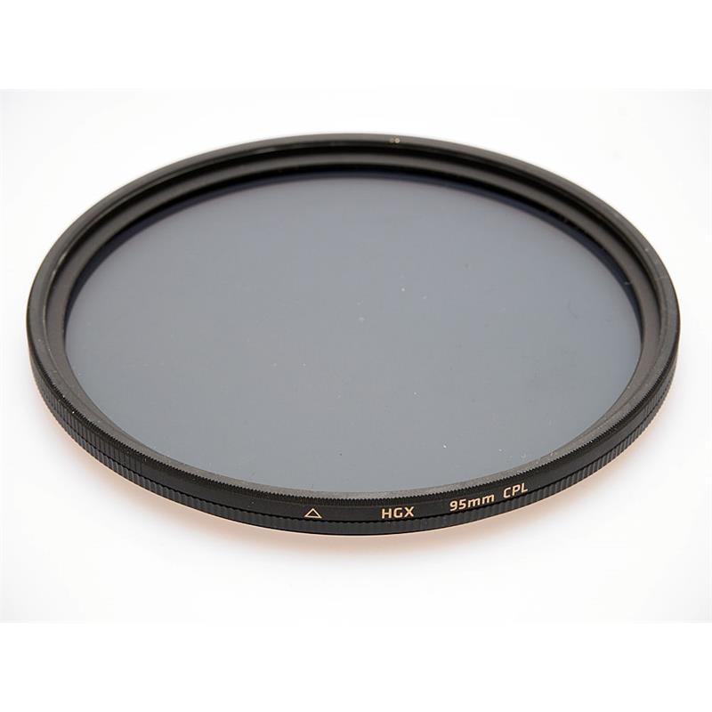 Promaster 95mm HGX Circular Polariser Image 1