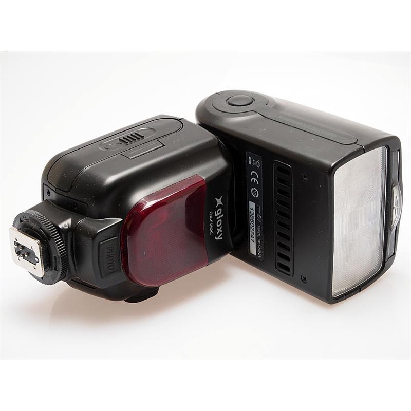 Gloxy GX-F990C Flash - Canon EOS Thumbnail Image 0