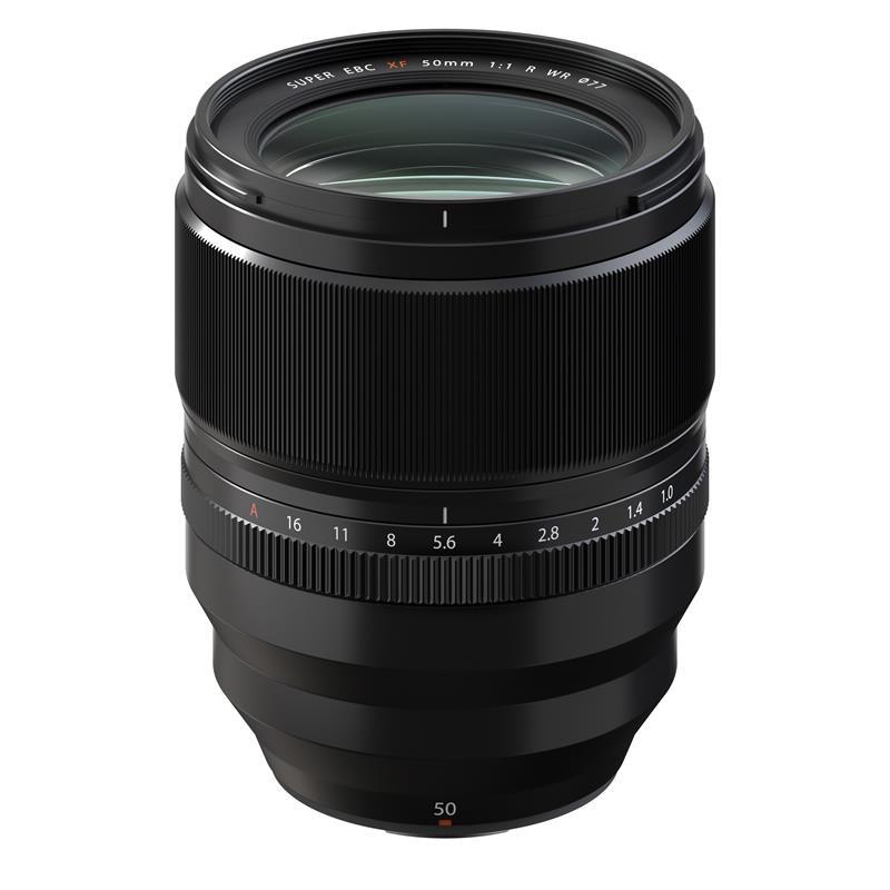 Fujifilm 50mm F1.0 XF R WR - Black Thumbnail Image 2