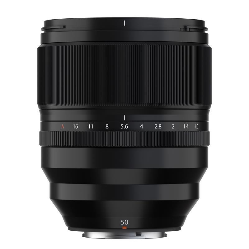 Fujifilm 50mm F1.0 XF R WR - Black Thumbnail Image 0