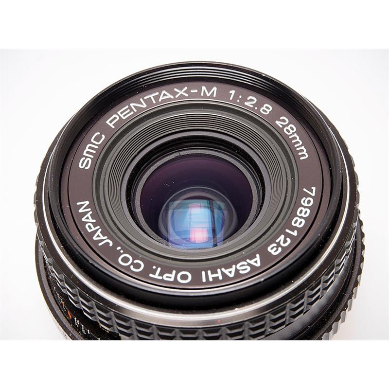 Pentax 28mm F2.8 SMC M Thumbnail Image 1