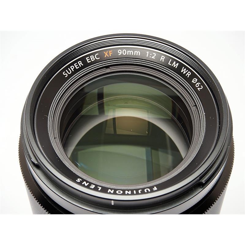 Fujifilm 90mm F2 R LM WR XF Thumbnail Image 1