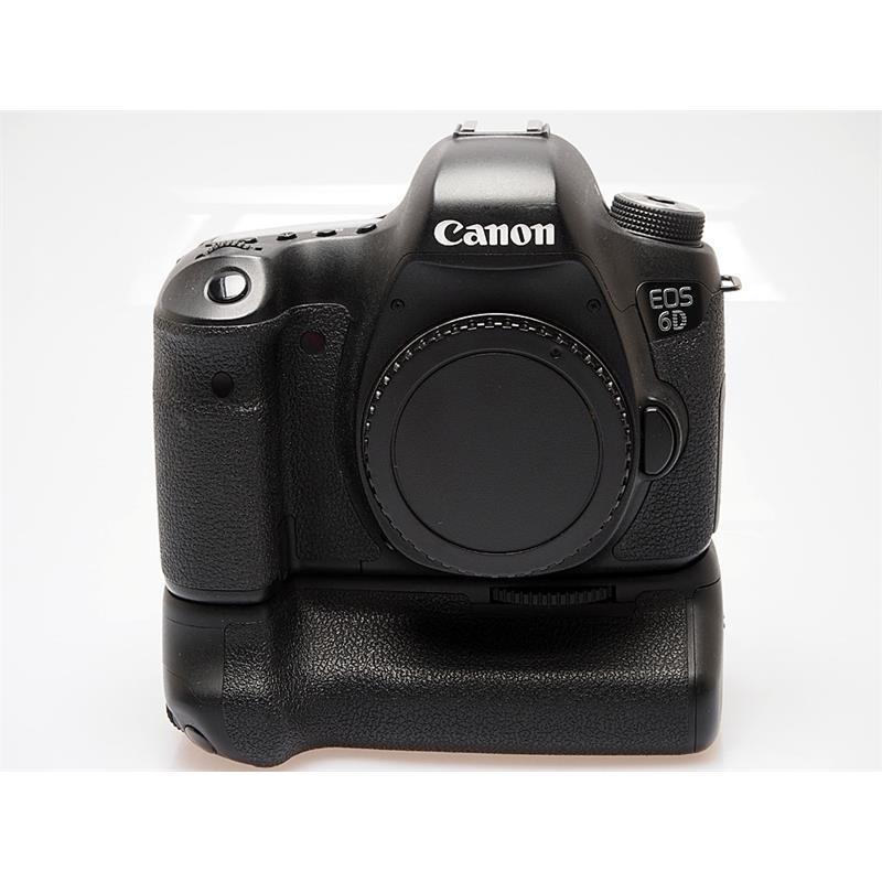 Canon EOS 6D Body + BG-E13 Grip Thumbnail Image 0
