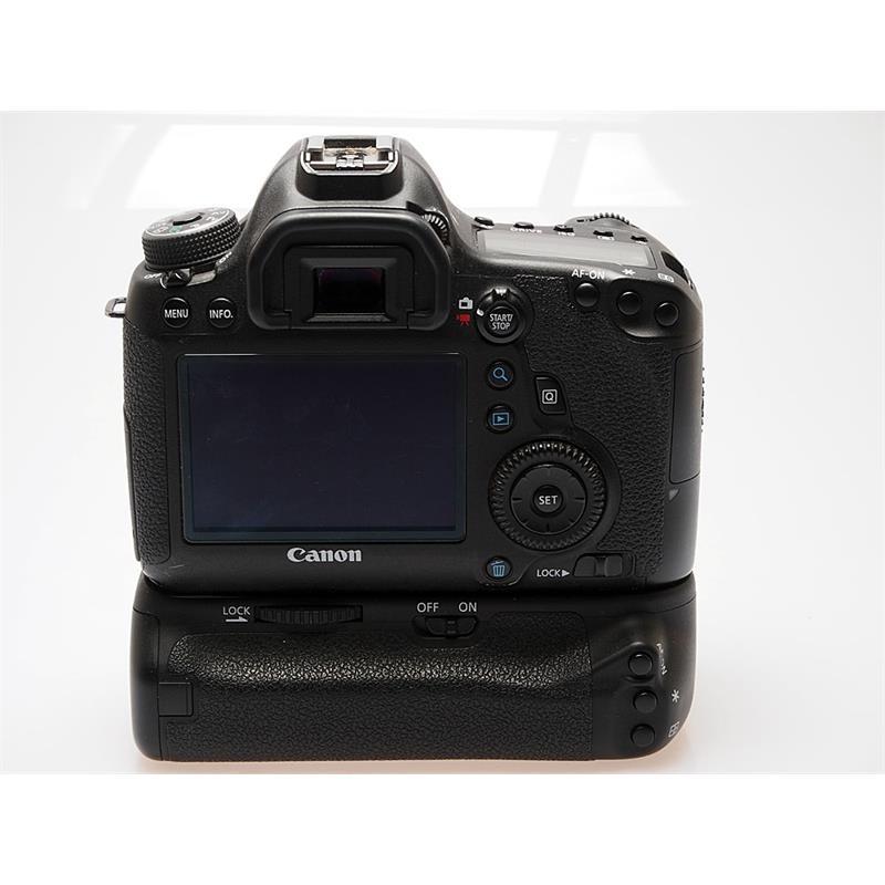 Canon EOS 6D Body + BG-E13 Grip Thumbnail Image 1