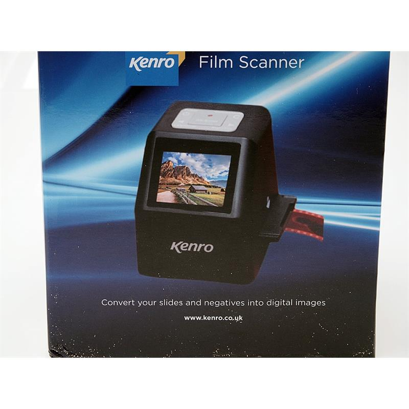 Kenro KNSC101 Film Scanner Thumbnail Image 1
