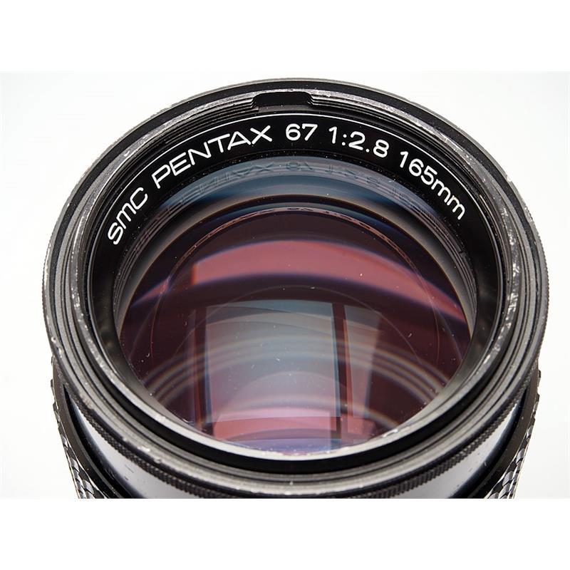 Pentax 165mm F2.8 SMC Thumbnail Image 1