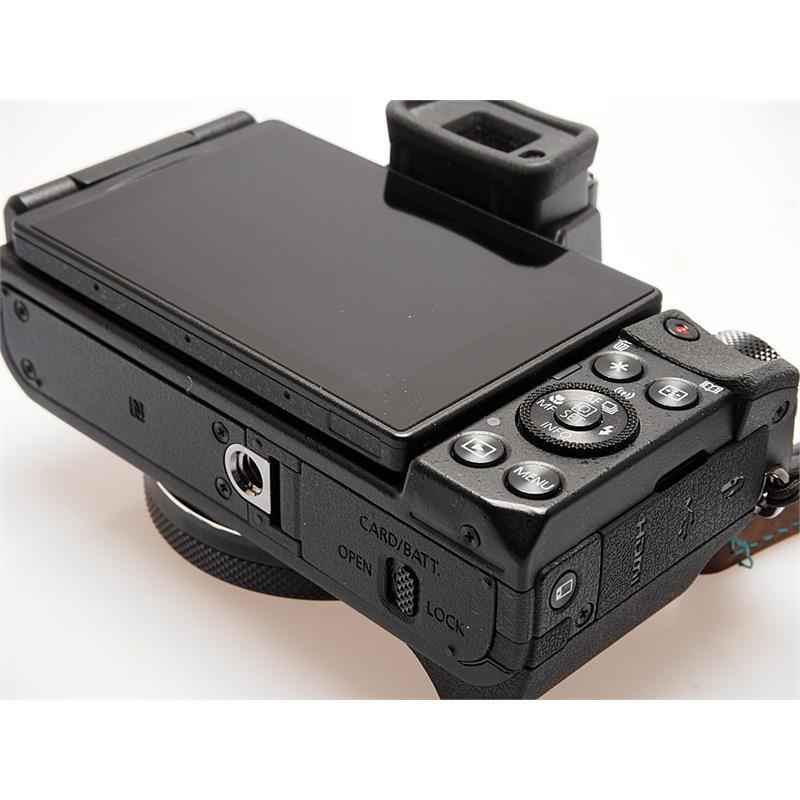 Canon Powershot G5x - Black Thumbnail Image 2