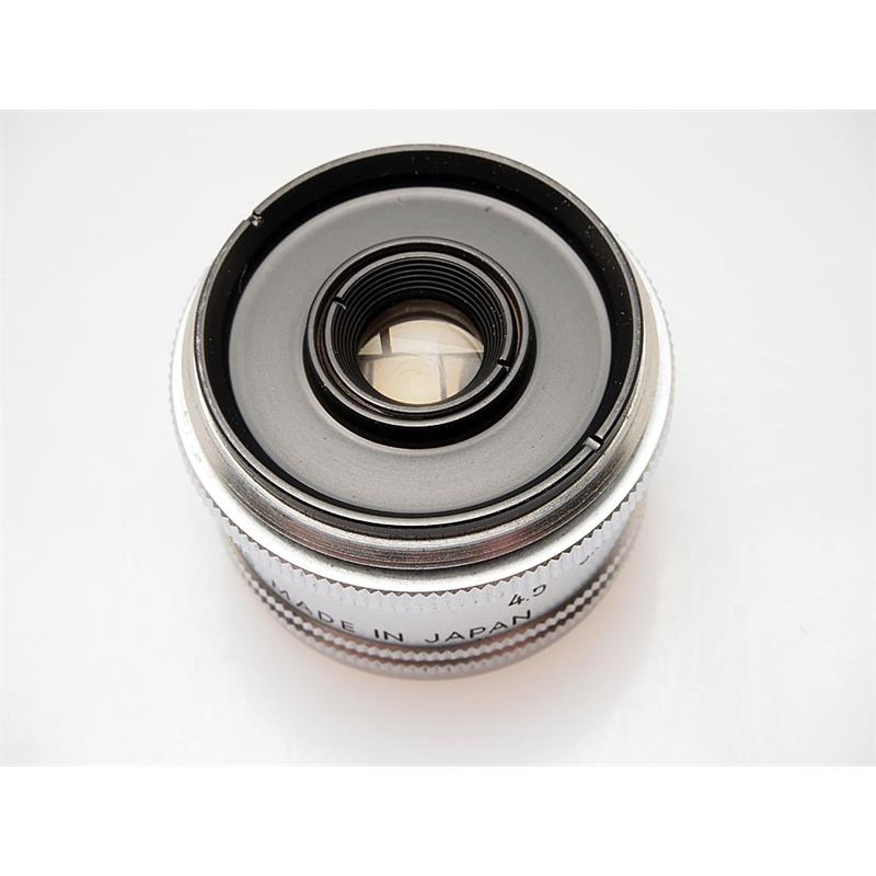 Minolta 50mm F4.5 E Rokkor Thumbnail Image 2