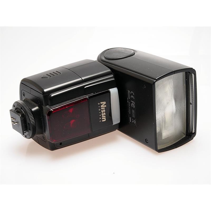 Nissin Di866 Flash - Canon EOS Thumbnail Image 0