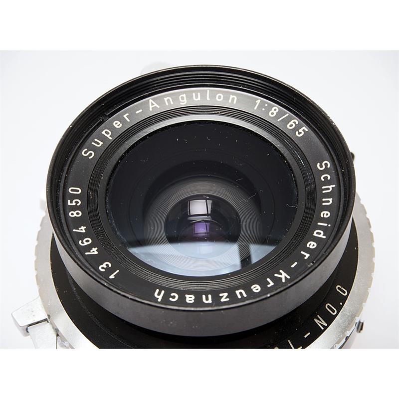 Schneider 65mm F8 Super Angulon Thumbnail Image 1