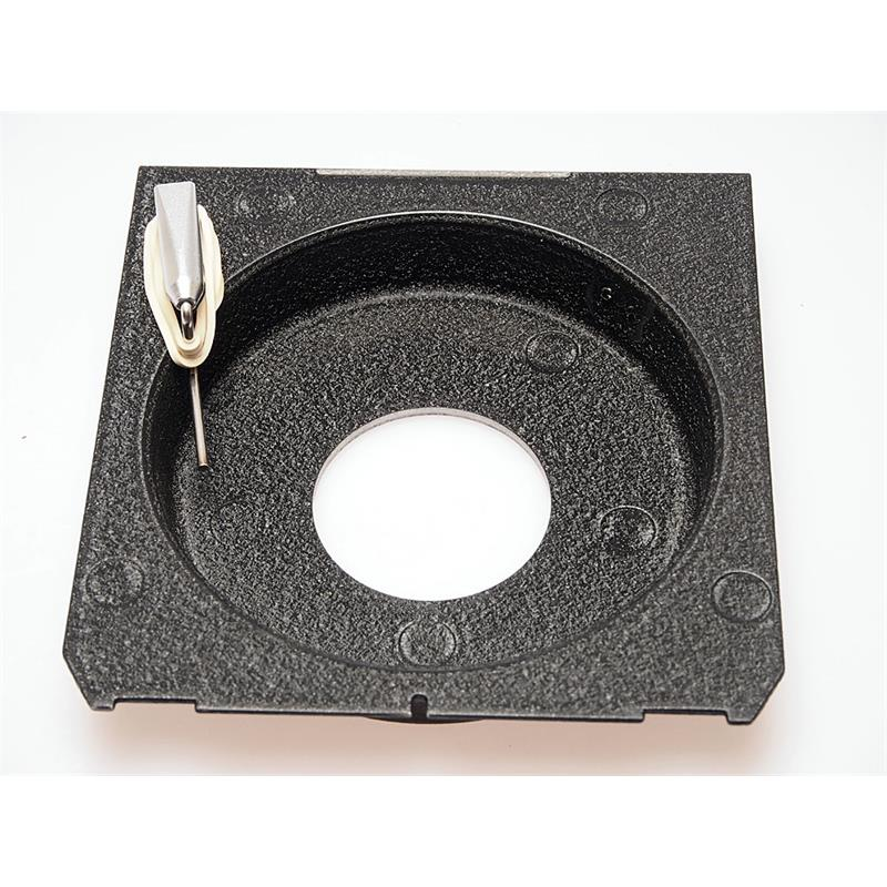 Ebony Recessed Lens Panel No 0 Thumbnail Image 0