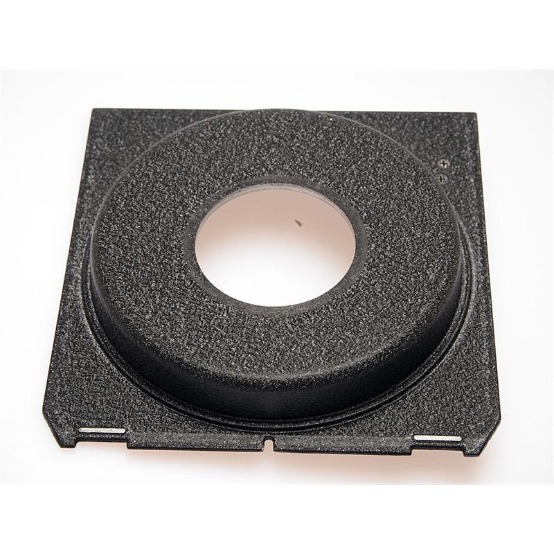 Ebony Recessed Lens Panel No 0 Thumbnail Image 1