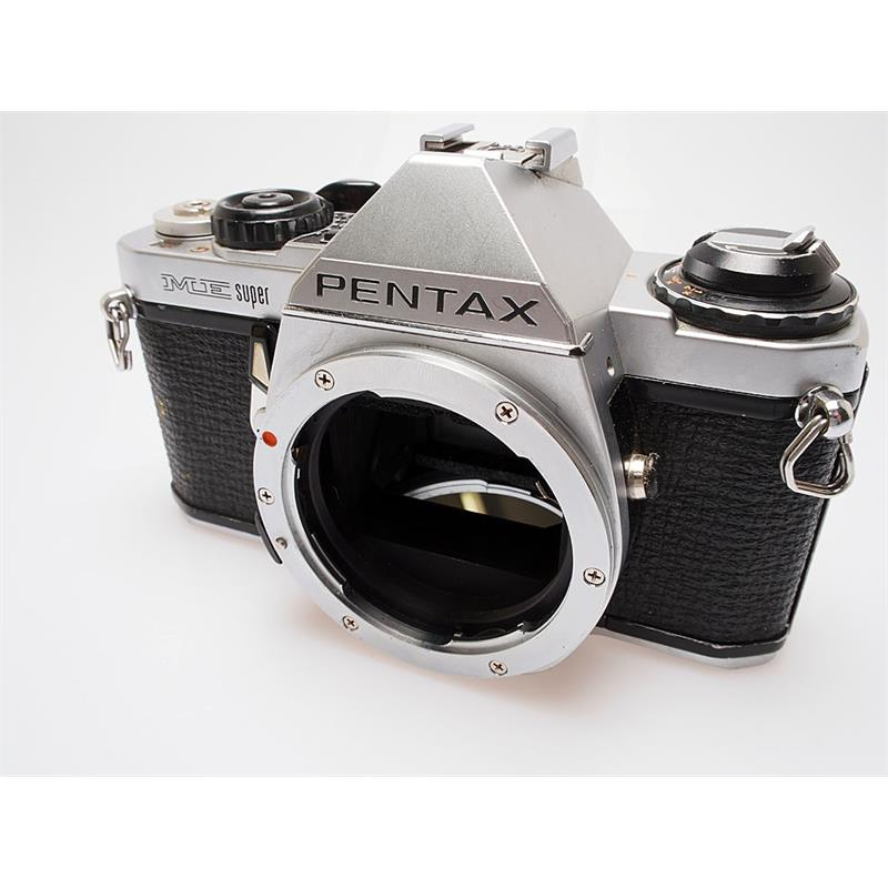 Pentax ME Super Chrome Body Only Thumbnail Image 0