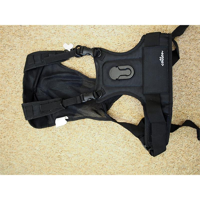 Cotton Carrier Chest Harness + Carrier Holster Image 1