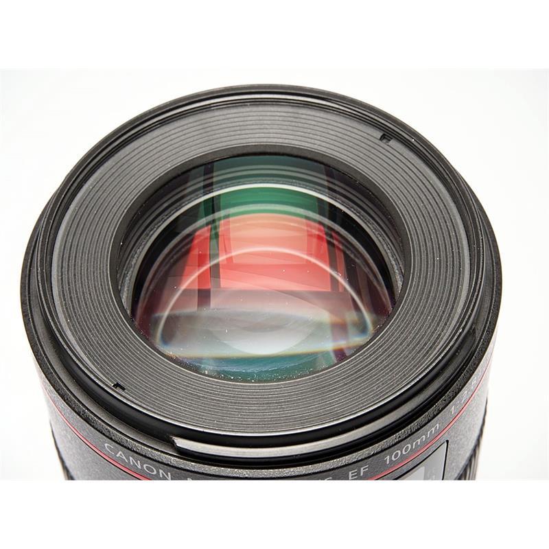 Canon 100mm F2.8 L Macro IS USM Thumbnail Image 1
