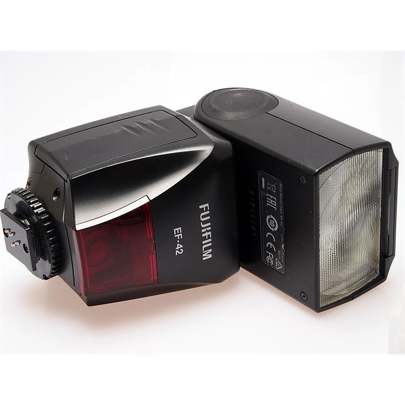 Fujifilm EF-42 Flash Thumbnail Image 0