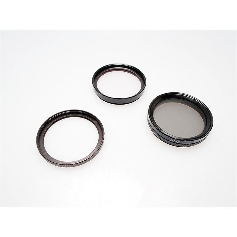 Ricoh 30.5mm GR Filter Ring + Skylight + Polar Thumbnail Image 0