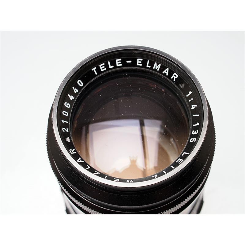 Leica 135mm F4 Black Thumbnail Image 1