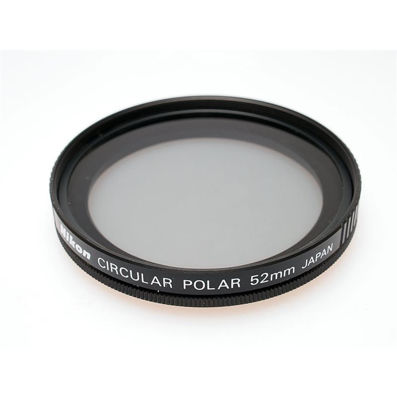 Nikon 52mm Circular Polariser Thumbnail Image 0
