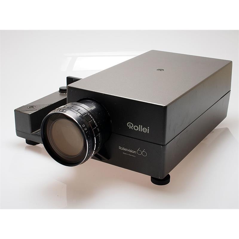Rollei 66 + 110-160mm + 250mm Lenses Thumbnail Image 0