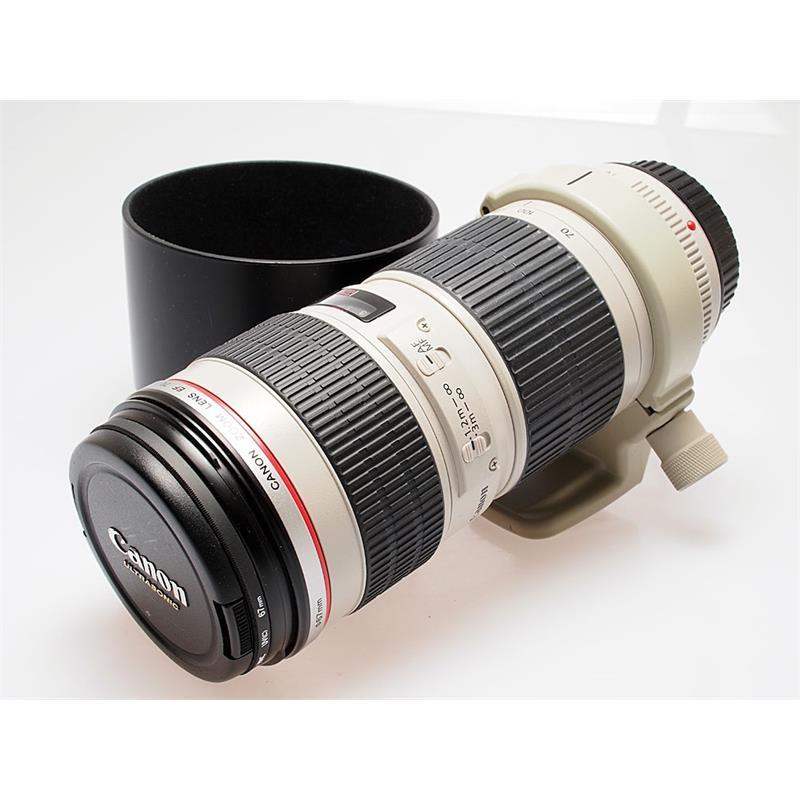 Canon 70-200mm f4 L USM Thumbnail Image 0