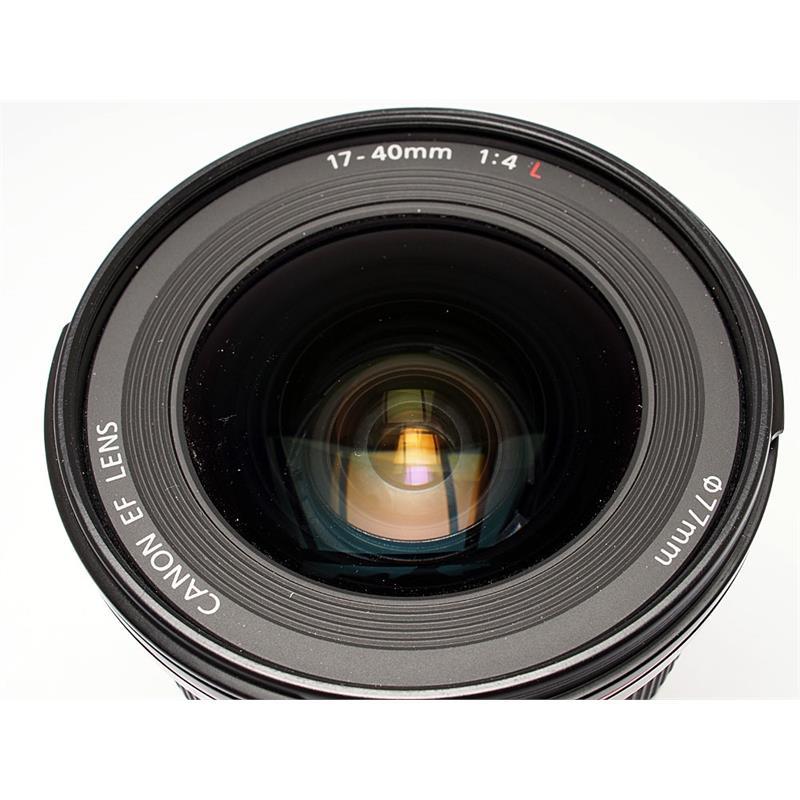 Canon 17-40mm F4 L USM Thumbnail Image 1