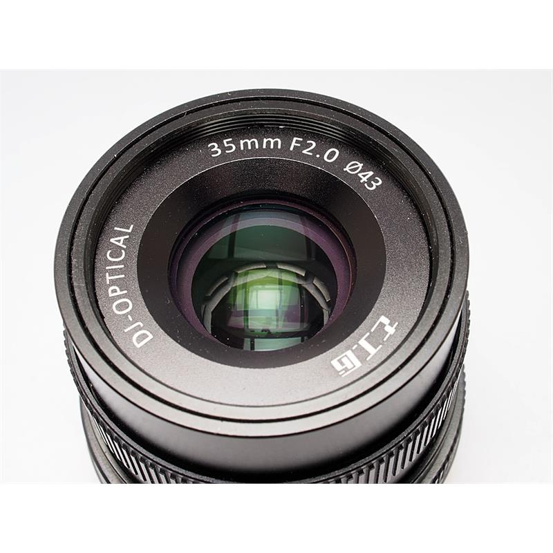 7Artisans 35mm F2 - Sony E Thumbnail Image 1