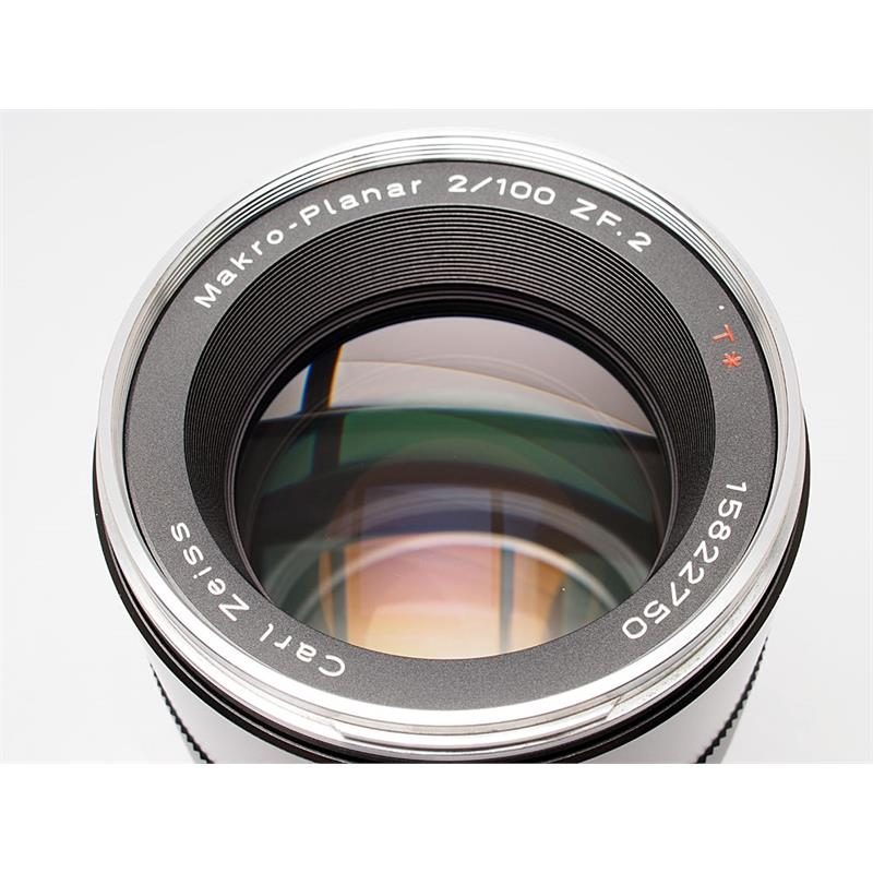 Zeiss 100mm F2 ZF.2 Macro Thumbnail Image 1