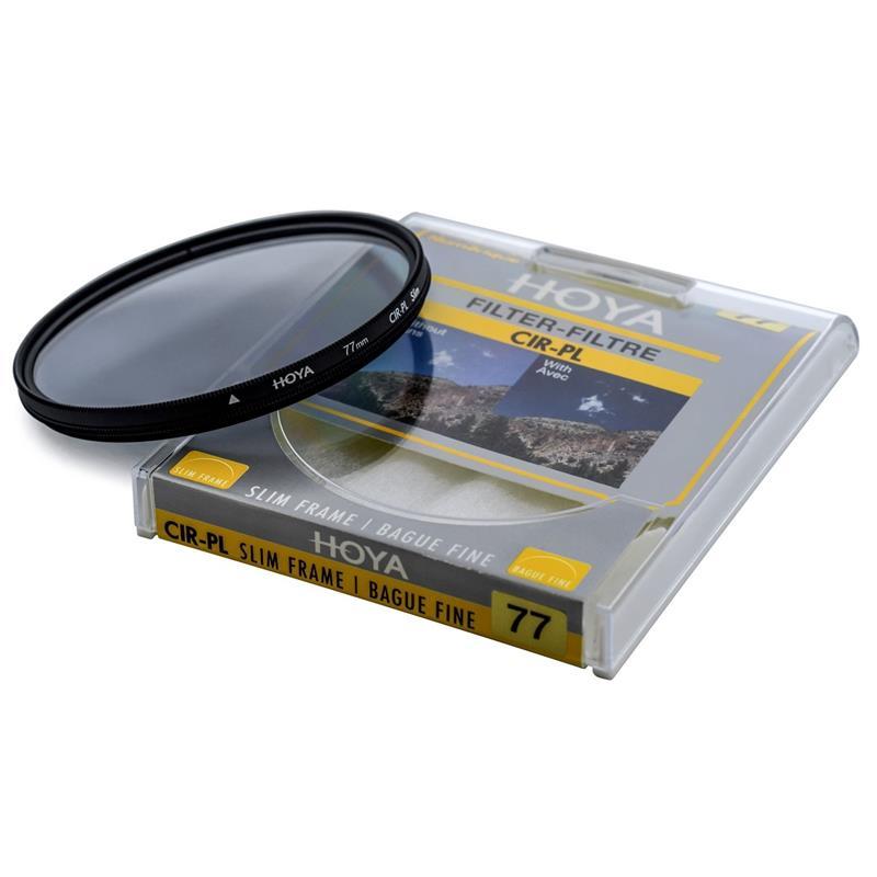 Hoya 58mm Circular Polariser Slim Image 1