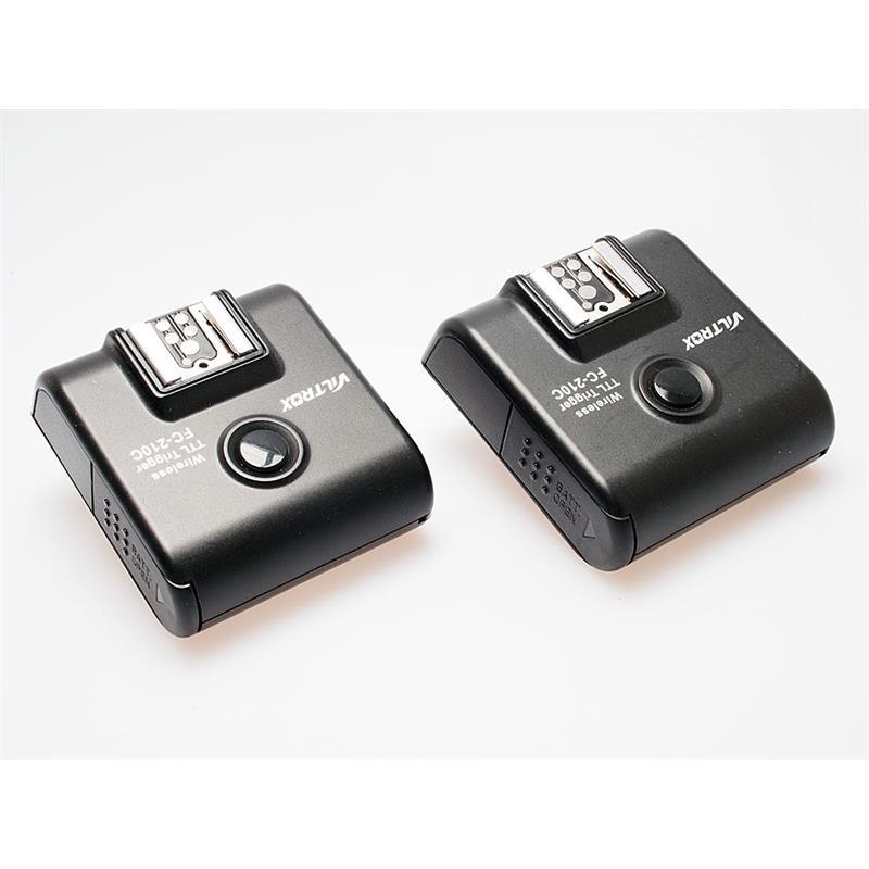 Viltrox FC-210C Wireless TTL Trigger - Canon EOS Thumbnail Image 0