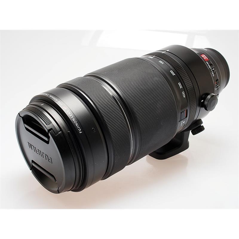 Fujifilm 100-400mm F4.5-5.6 R WR XF Thumbnail Image 0