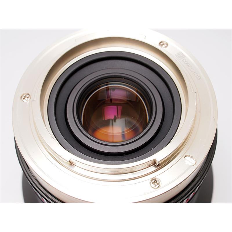Samyang 12mm F2 NCS CS Black - Fujifilm X Thumbnail Image 2