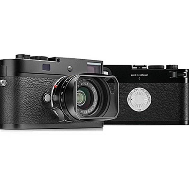Leica M-D (typ 262) Body Only - Black Thumbnail Image 2
