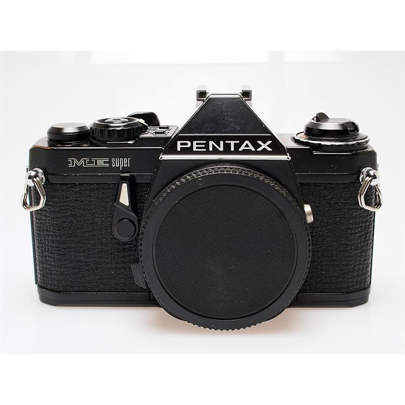 Pentax ME-Super Black Body Only Thumbnail Image 0
